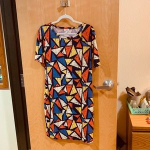 Lularoe Bodycon Dress!